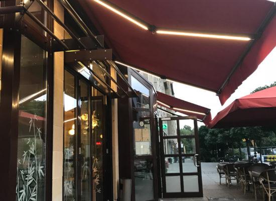 Bays Sushi-Restaurant in Cottbus
