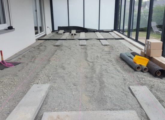 OLE-fix kompetenter Partner für Terrassenbau