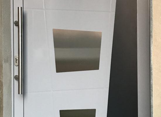 neue Haustür - OLEfix