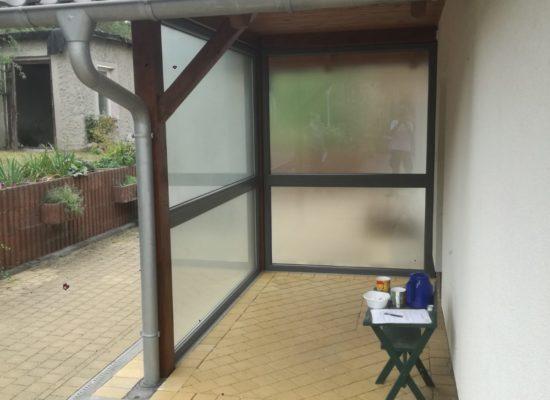 Scheiben-Gläser zum Nachrüsten für Holzkonstruktion, Kolkwitz