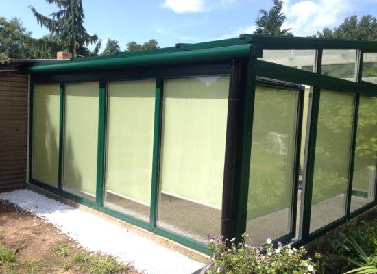 Sichtschutz und Sonnenschutz mit OLE-fix InnenRollos