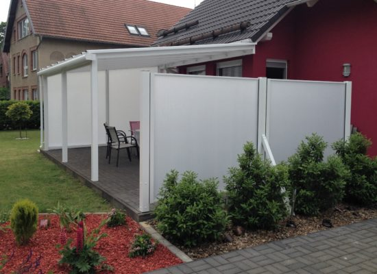OLE-fix Terrassenüberdachung