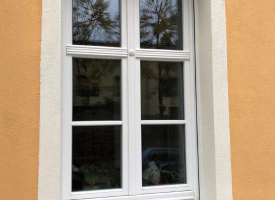 schöne Fenster mit OLEfix