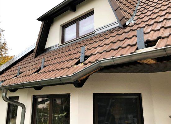 Auf-Dach-Halter für Terrassendach