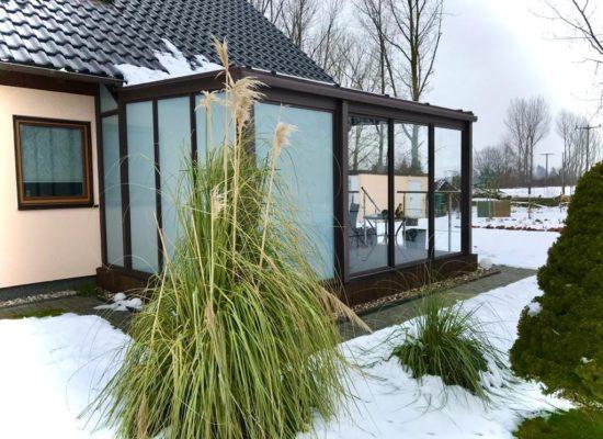 Sommergarten im Winter nutzen, Burg/ Spreewald