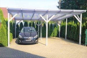 ALU-Carport OLE-fix